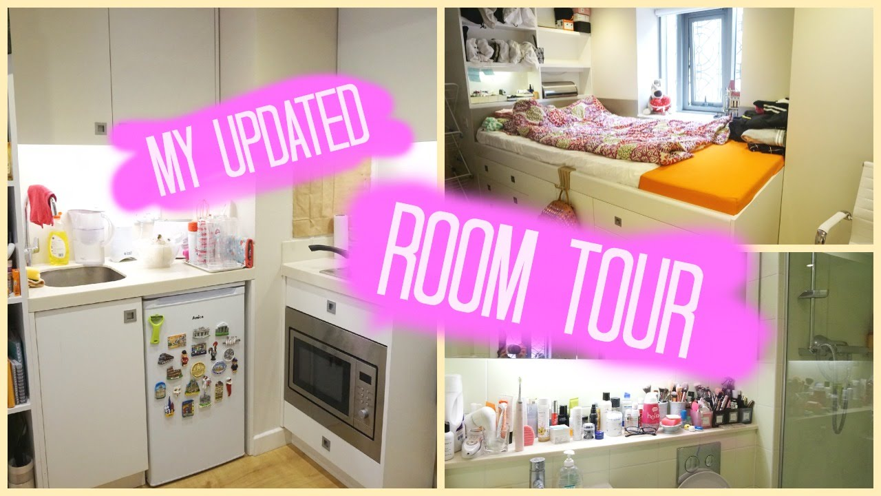 my updated room tour �������rhymee ��r doovi