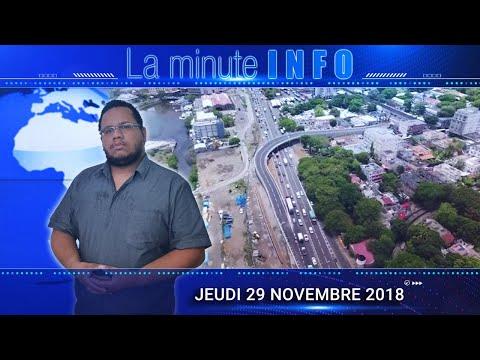 LaMinuteInfo: cafouillage et embouteillage à Port-Louis