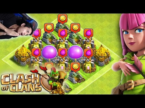 NGELOOT SIMULATOR - Clash Of Clans Indonesia