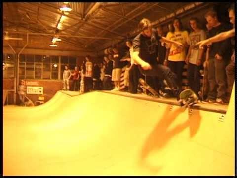 Skate Rock Oz Tour 2011 - Globe Miniramp Melbourne