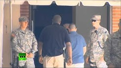 Video: Manning arrives at Fort Meade to hear verdict