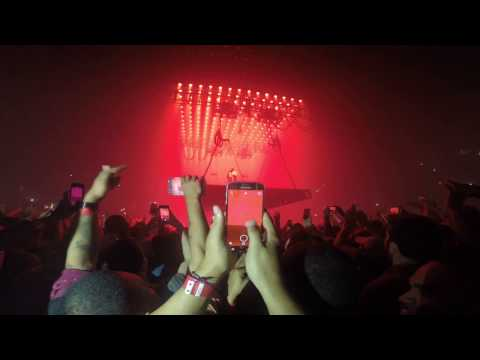 Saint Pablo Tour 2016 AllState Arena Part 5 (POV)