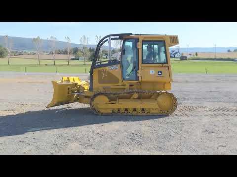 2001-john-deere-650h-lt-dozer:-running-&-operating-inspection-video!
