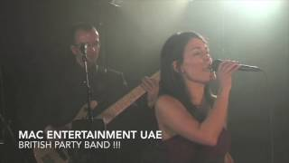 Sapphire - British Party Band -  Mac Entertainment UAE