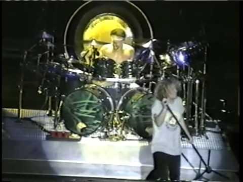 Van Halen -- Jacksonville, FL -- 3.12.1995