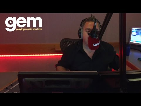 Paul Griffiths - Griffo on Gem 106 Sept 2014 Radio