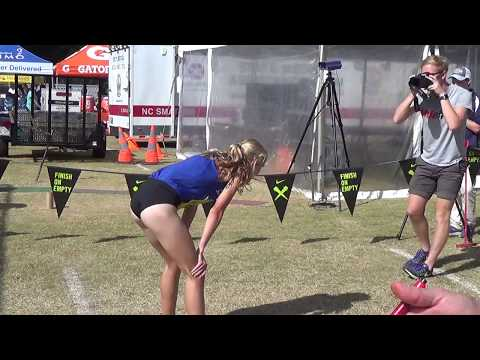 Kelsey Chmiel 16:50 for Saratoga star at Great American XC!