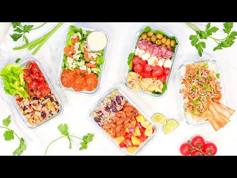 week-1-|-5-healthy-back-to-school-meal-prep-recipes-2018-+-special-annoucement