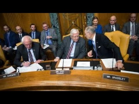 Budget Committee votes to send tax bill to the full Senate