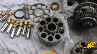 видео ремонт гидронасосов