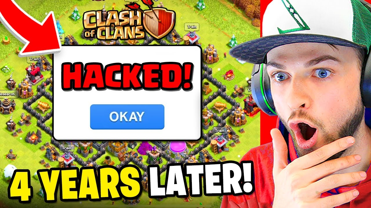 Download Returning to my *HACKED* Clash of Clans account! (4 YEARS LATER)