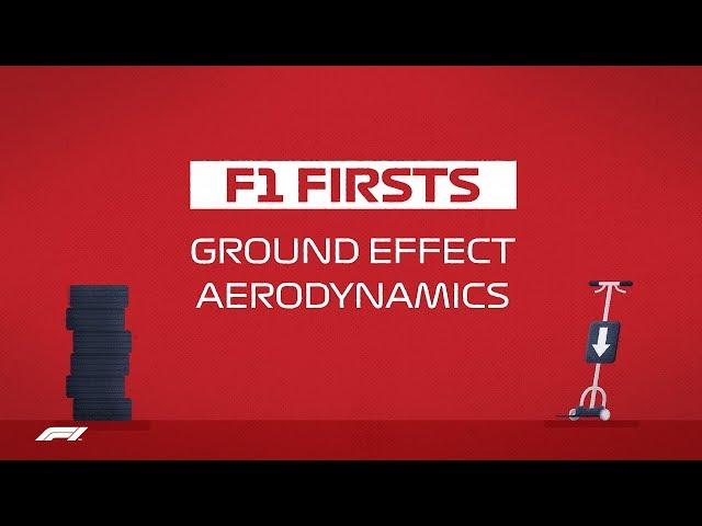 F1 Firsts: Ground Effect Aerodynamics