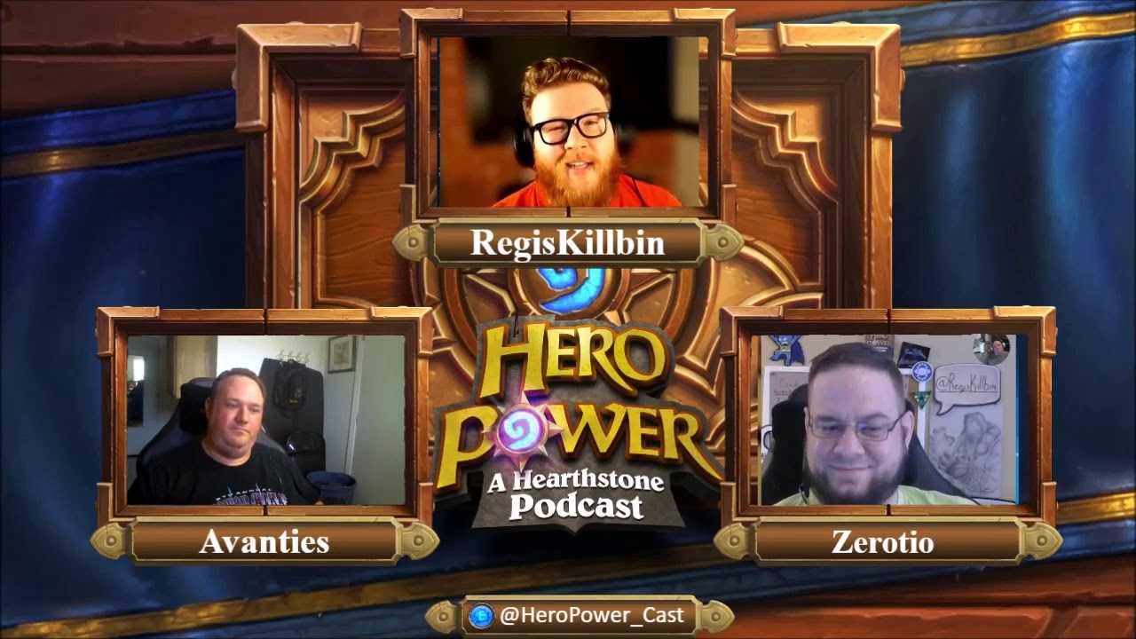 Hero Power: A Hearthstone Podcast –