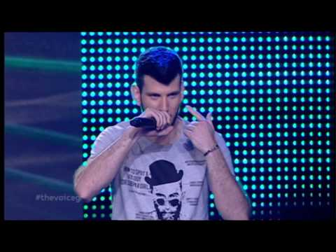 Counting Stars Xenia Gali & The Voice Top 16 | The Voice of Greece - 6th Live Show (S02E18)