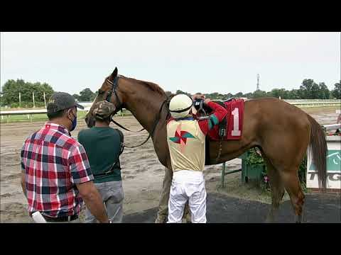 video thumbnail for MONMOUTH PARK 08-07-20 RACE 1
