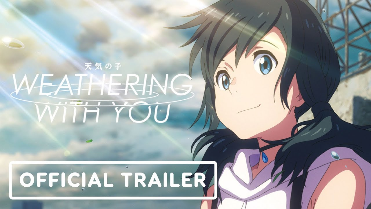 Weathering With You Trailer oficial de Subbed + vídeo