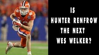 Is Hunter Renfrow the next Wes Welker? Film Breakdown