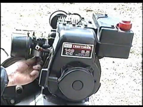 Carburetor Clean Amp Rebuild On 3 5 Hp Tecumseh Engine Part