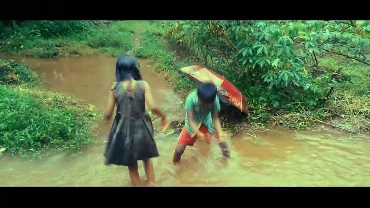 Rain Waterfall Monsoon Nature Amazing Sceneries Of Kerala