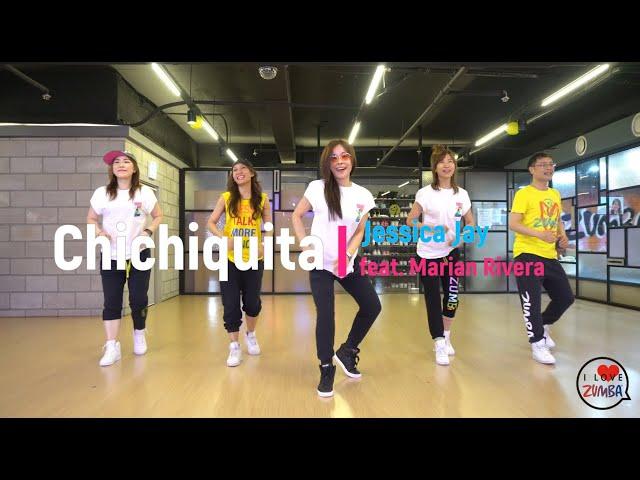 #zumba2020  (Choreo by Ako z Victor)  I LOVE ZUMBA / Chichiquita - Jessica Jay feat. Marian Rivera