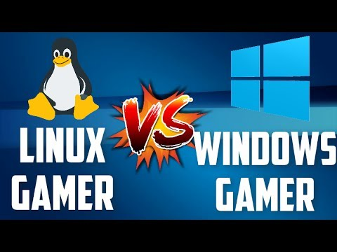 Linux Gamer VS Windows Gamer