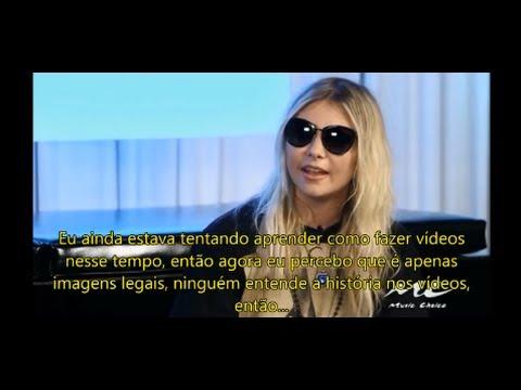 Taylor Momsen para o Music Choice -Legendado. (HD)