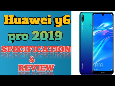 huawei-y6-pro-2019-specification-&-review-(tagalog)