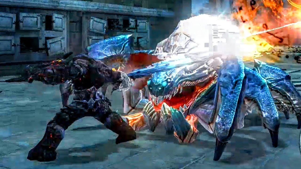 Horseman War Kills Broodlings and Giant Spider in Iron Canopy (Darksiders 1 Boss Fight) & Horseman War Kills Broodlings and Giant Spider in Iron Canopy ...