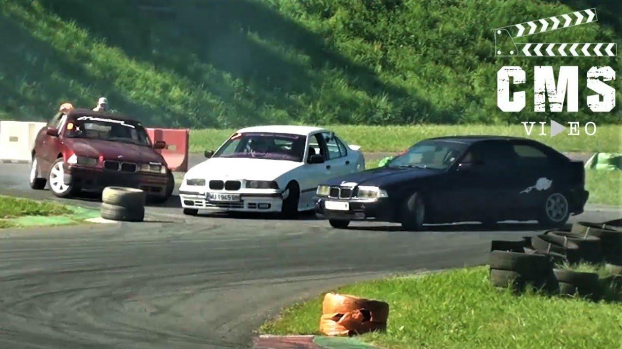 Tandas Circuito de Olaberria 2020 | Drift & Big Show | CMSVideo