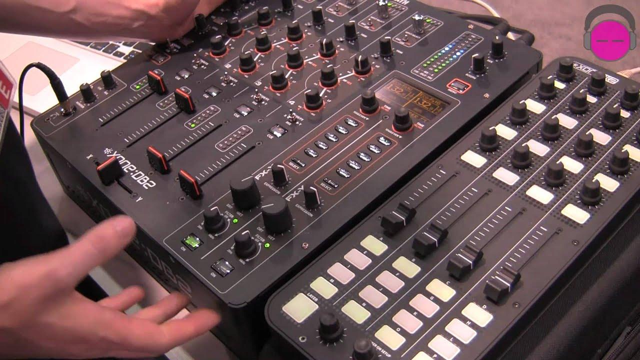 DJ Allen & Heath XONE:DB2