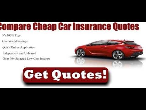 car insurance comparison quote 2017