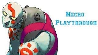 Street Fighter III: 3rd Strike - Necro Playthrough