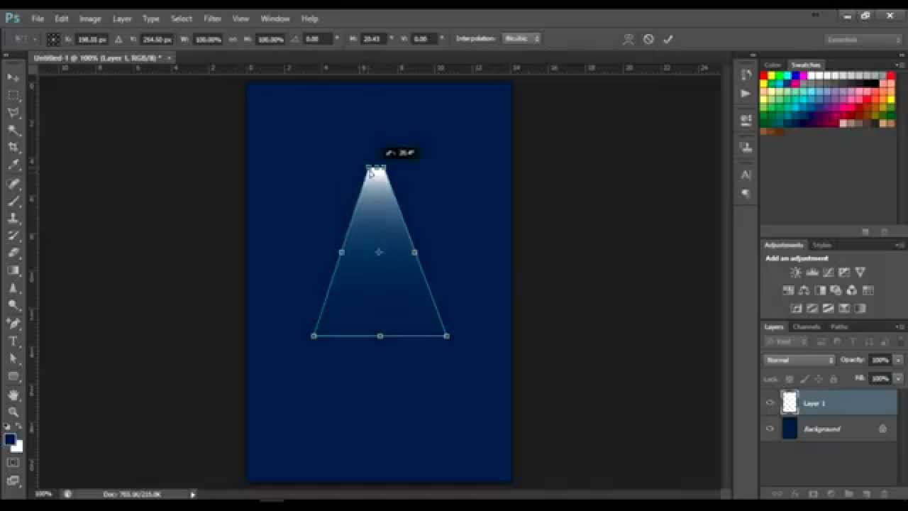 How to use lighting effects in photoshop phlearn.