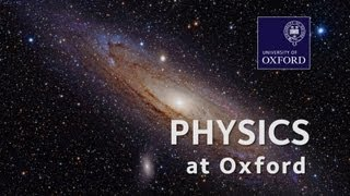 Physics at Oxford University