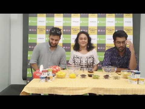 What The Folks (WTF!) Live with Dhruv, Veer and Deepika.