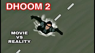 Dhoom 2 movie vs reality | funny spoof | 2d animation | by animated vines of mk