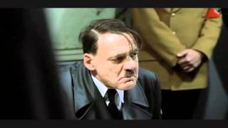 Hitler Finds Out The Dodgers Are Losing 2