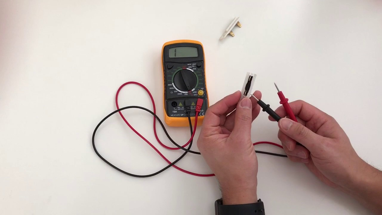 dryer won 39 t start testing thermal fuse with multimeter. Black Bedroom Furniture Sets. Home Design Ideas