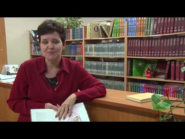 Изображение предпросмотра прочтения – МаринаКривошеина читает произведение «Ворона и Лисица» И.А.Крылова