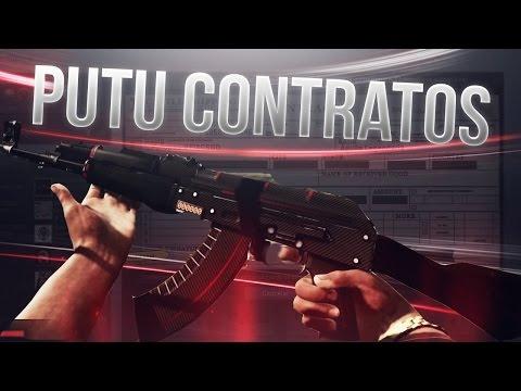 PUTUCONTRATOS | CONTRATO MUY PROFIT AK-47 REDLINE STATTRACK !!