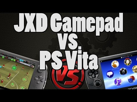 PS Vita vs. JXD S7800: Which Handheld Console is Best!