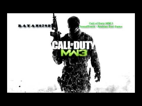 Call of Duty MW 3 SoundTrack - Arabian End Game/MW3 End Credits [HD]