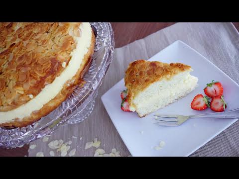 Bienenstich - Klassiker Der Torten - Bienenstich Torte - Beesting Cake - Kuchenfee