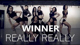 [DANCER ver.] WINNER위너 - REALLY REALLY Dance Cover.