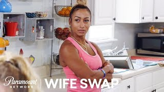 'I Want to Punch Him' Official Highlight | Wife Swap