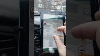 навигатор для работы в такси: Яндекс, Google или Uber