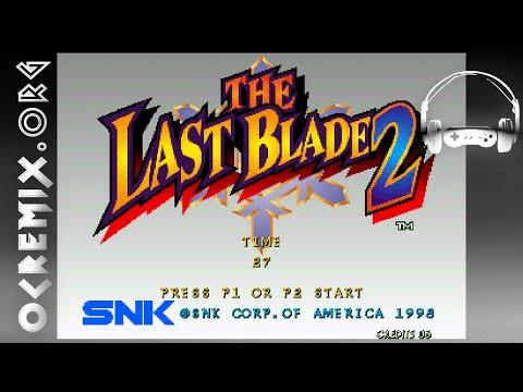 OC ReMix #903: Last Blade 2 'Kizukaseru' [Swordsmen] by Unipulator - 동영상