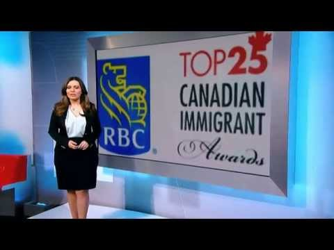 Vote for the RBC Top 25 Canadian Immigrant Awards | CBC Toronto