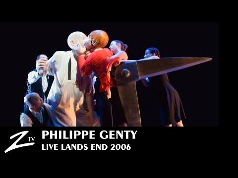 Philippe Genty - Lands End - LIVE 2/3