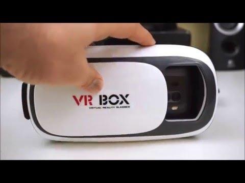 0a8de18b788703 Casque Lunettes réalité virtuelle VR Box 2 Maroc - YouTube